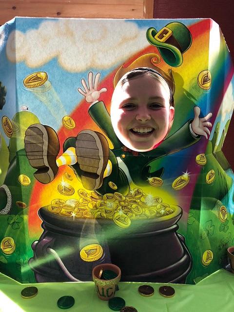 Combermere's family friendly St. Patrick's Day Celebration