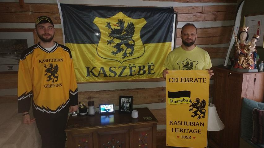 Students of Kashubian language and culture visit the Madawaska Valley