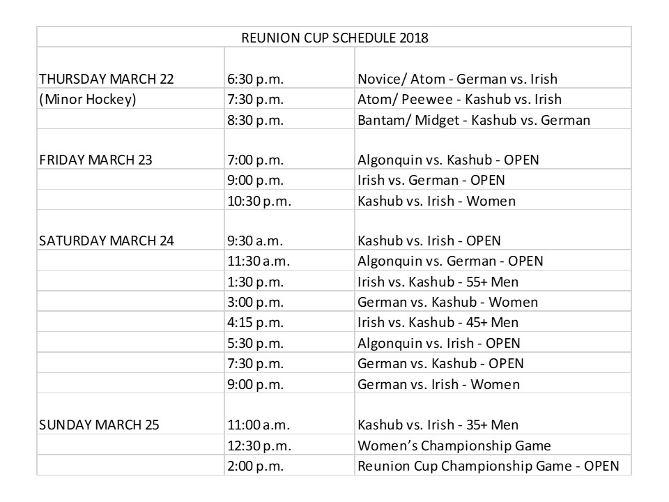 2018-reunion-cup-hockey-tournament-schedule