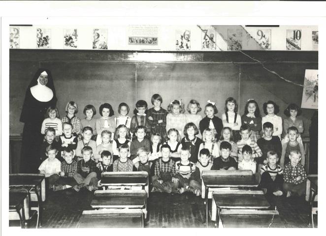 Valley heritage: St. Joseph's Elementary School 1952-53