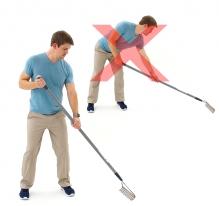 maintain-good-posture-while-raking