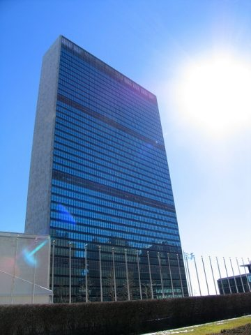 Ontario First Nations address radioactive waste at UN