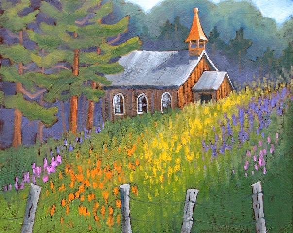 The Rockingham Church goes online