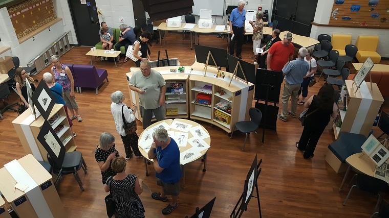 MV Culture and Heritage Society hosts celebration of Jim Haskins