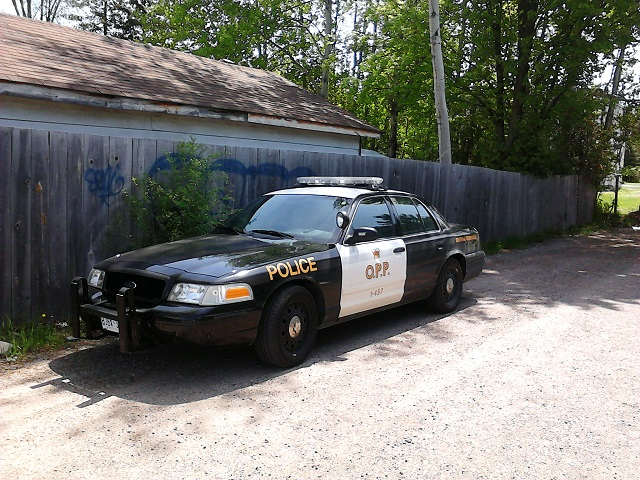 Killaloe OPP news as of Aug. 8 2018