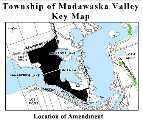 Kamaniskeg Lake resident concerned about Combermere Lodge proposed condo subdivision