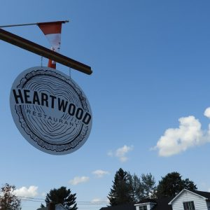 Heartwood-sign-flag-sky