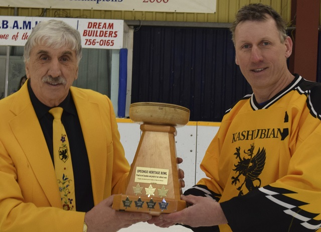 Opeongo Heritage Cup Commissioner's message