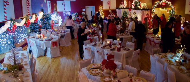 An evening of elegance at second annual Ladies' Yuletide Tea