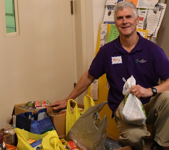 The Food Bank needs your help this winter