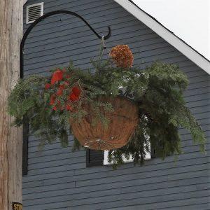 hanging-basket-grey-wall
