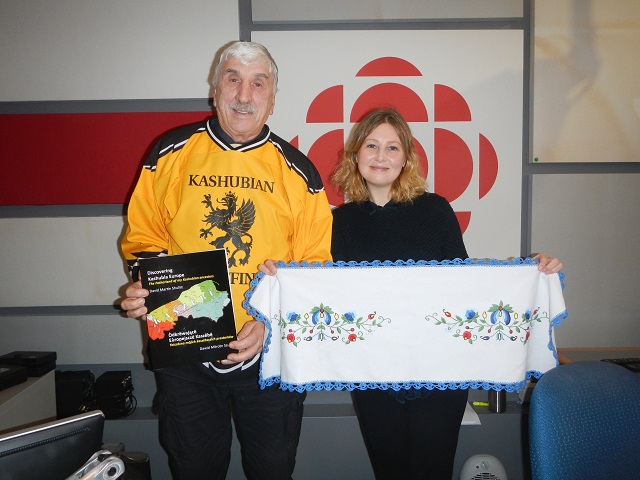 CBC interviews David Shulist about the Valley's Kashubs
