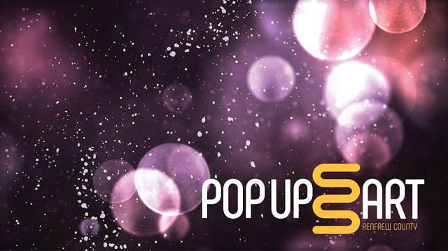 Artists announced for Pop Up Art in Renfrew County