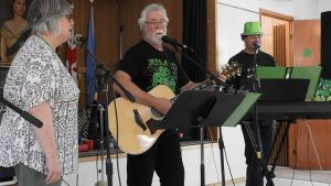Lions and Legion host lively St. Pat's Day Dance