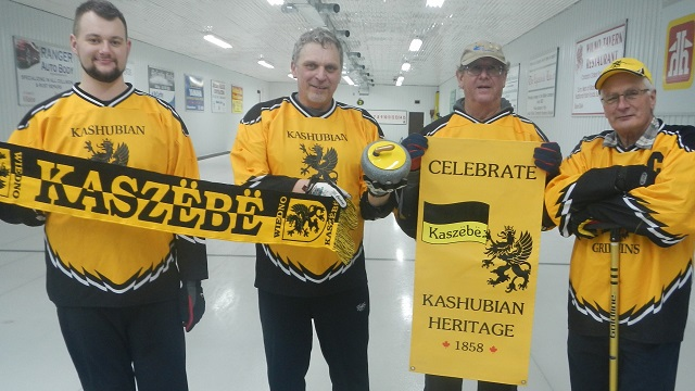 Kashubian Nation wins Nations Cup of curling