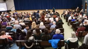 standing-room-only
