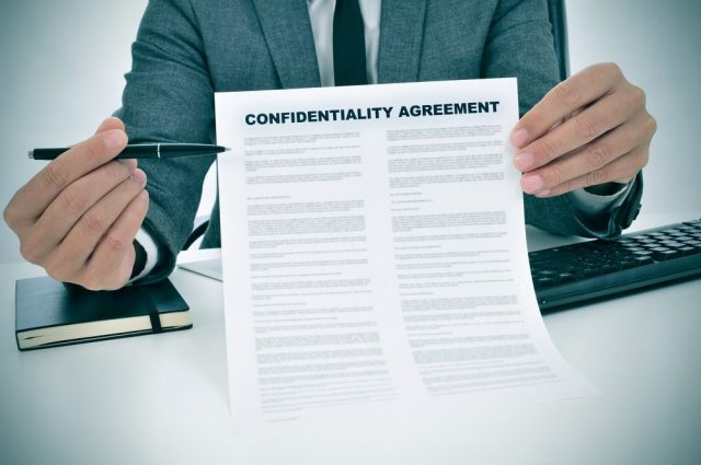 Use of non-disclosure agreements leaves public in the dark
