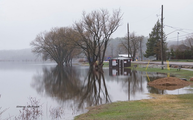 Renfrew County concerned about second flood peak