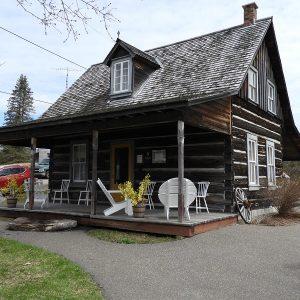 original-log-home