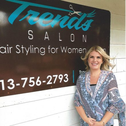 Trends welcomes stylist in salon expansion
