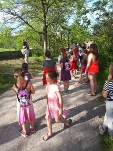 girl-guides-zoo-tour