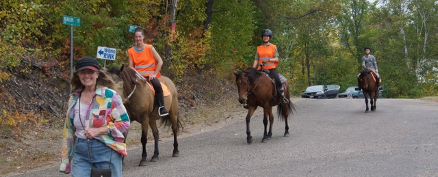 Annual trail ride honours memory of three women