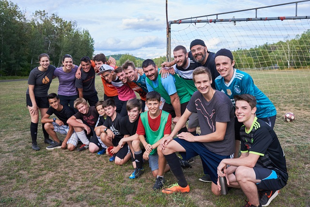 Barry's Bay outdoor soccer season ends with finals and awards ceremony