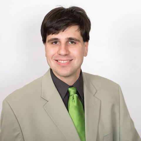 Former Green candidate launches Libertarian candidacy