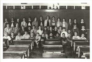 1952-53 Gr7-8 StJoesElementaryBarrysBay