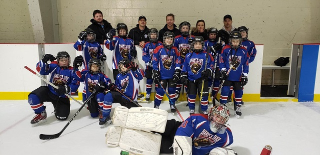 Atom Bears score second place at Almonte Pakenham Tournament