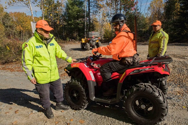 OPP encourage safe hunting and ATV use