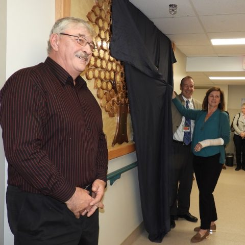In Memory Mural unveiled at SFMH