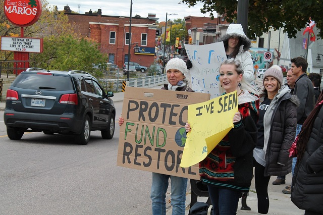 Climate Justice Climatique Pembroke to hold rally Dec.20