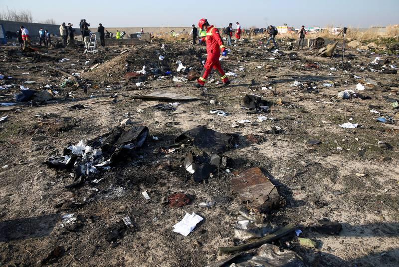 63 Canadians en route to Toronto killed in Iran plane crash