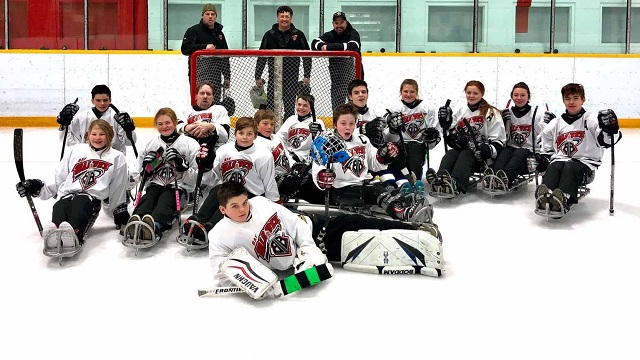 Bay Blades sledge team tops in OSHA division