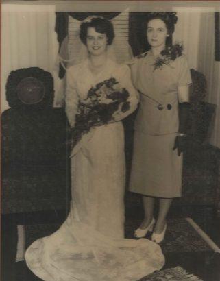 Heritage Photo: mystery bride