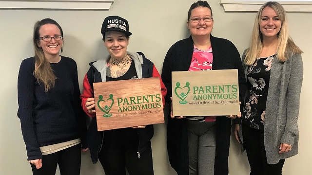 February is National Parent Leadership Month