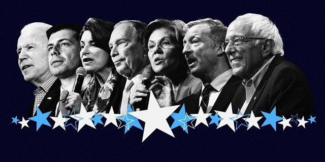 CBS Democratic debate an unadulterated shitshow