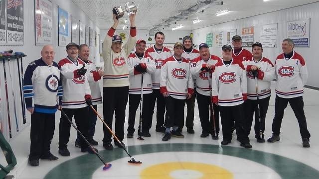 Killaloe Curling Club benefits from annual Stanley Brier Cup