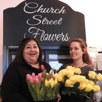 Church Street Flowers marks first anniversary in Barry's Bay