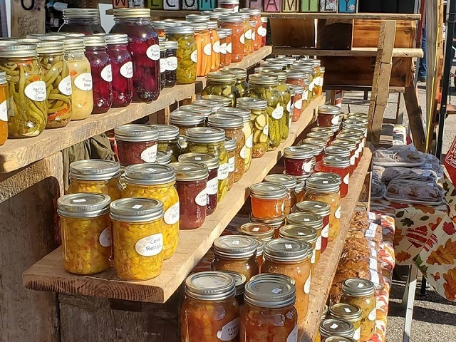 Farmers Market an essential buy-local option for healthy food