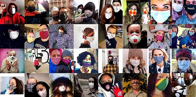 Mask wearing now mandatory in enclosed public spaces