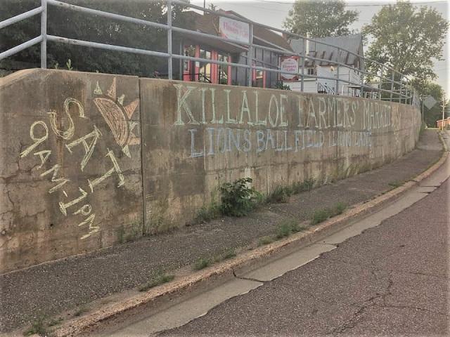 Killaloe Farmers' Market aims to increase visibility