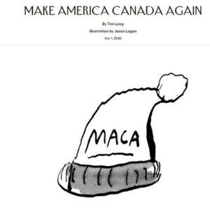 make-america-canada-again