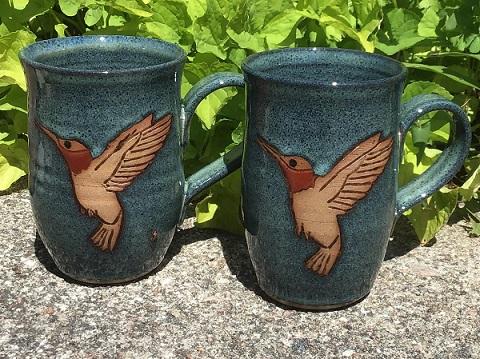 hummer-mugs-saidies-pottery-saidie-macdonald