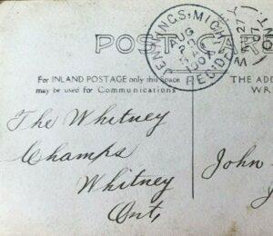 1907-whitney-baseball-champs-postmarks