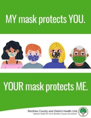 Missing masks cause dissension in the Valley