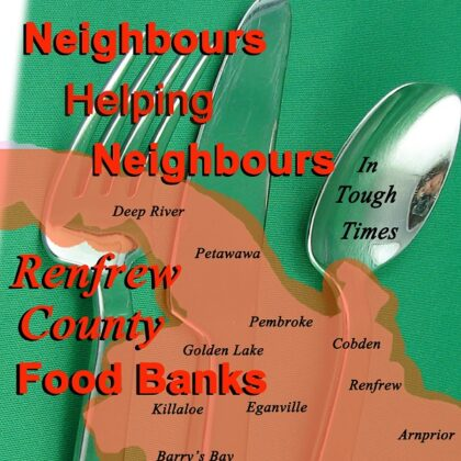Renfrew County food banks launch website