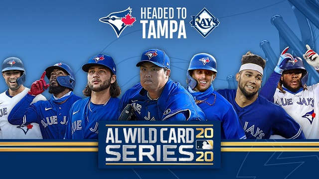 Thank heavens for the Blue Jays!