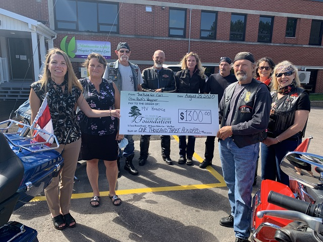Ride for Carl Wagner gives back to MV Hospice